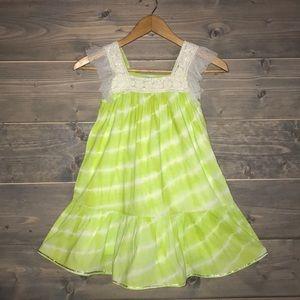 Cupcakes & Pastries tie dye dress